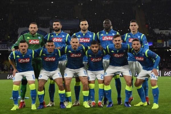 Турнир Лиги чемпионов: Наполи – Црвена Звезда 3:1