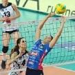 Итальянские волейболистки находятся во главе турнирной борьбы