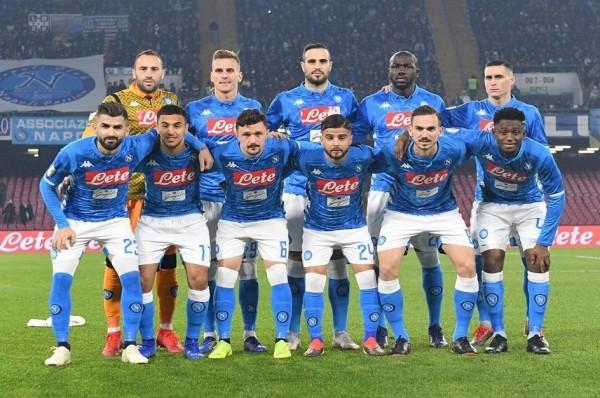 четвертьфинал Кубка �талии: Наполи – Сассуоло 2:0