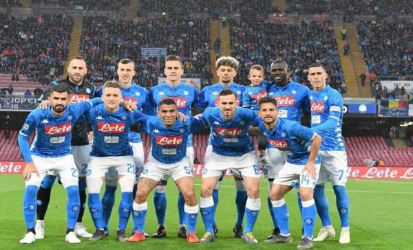 футбол, Лига Европы: Наполи – Аталанта 1:2
