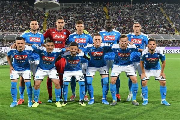 при Флоренции удачливее оказываются футболисты «Наполи»