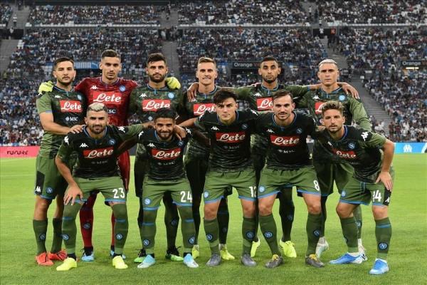 Минимальная победа «Наполи» на легендарном стадионе в Марселе