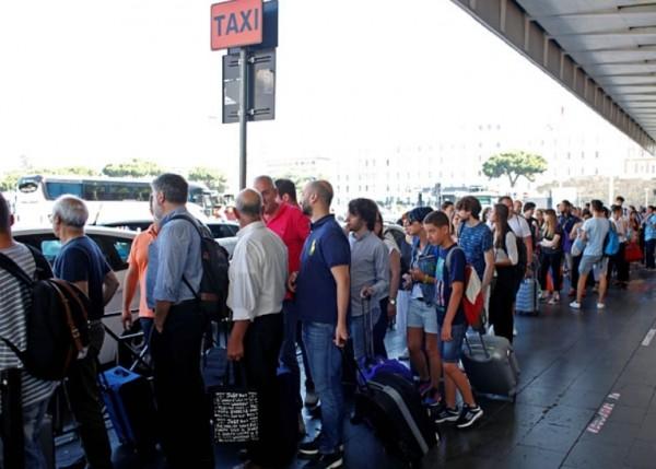 Рим: 25 июня забастовка работников общественного транспорта