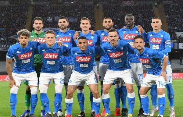 итальянский футбол Наполи – �нтер 4:1 (1:0)