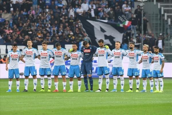 футбол, Серия А: Торино – Наполи 0:0