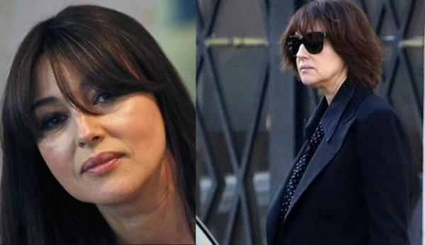 Моника Беллуччи разочаровала поклонников своим внешним видом