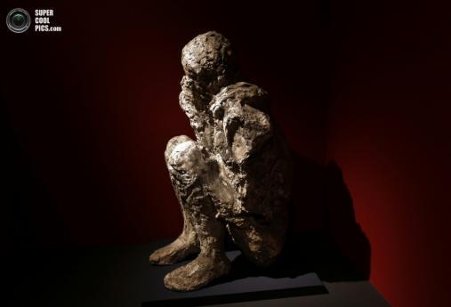 Выставка - Жизнь и смерть в Помпеях и Геркулануме