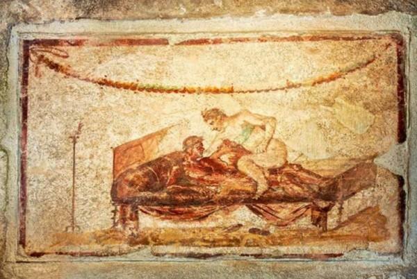 Секс культура древнего помпея