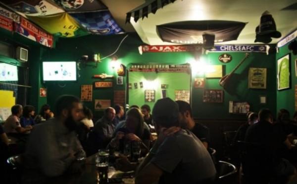 Flannery Pub Ирландский паб в Неаполе