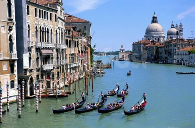 Венеция. Итальянское гражданство детям, рождённым в семьях иностранцев