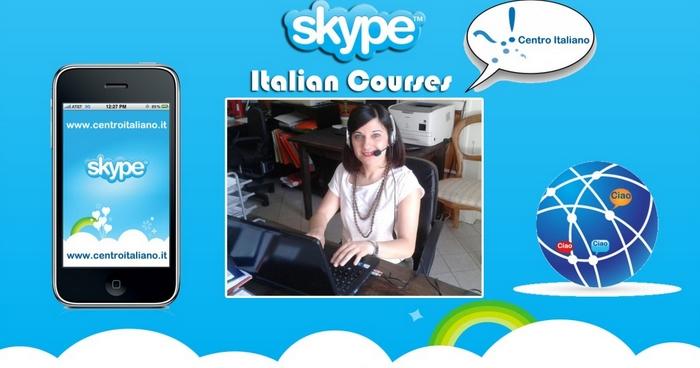 Учить итальянский смогут при помощи Skype