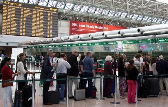Рим. Почти 15% вылетов Alitalia отменены из-за протестов пилотов и бортпроводников