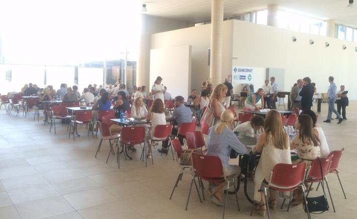 Форум предпринимателей из России и Италии