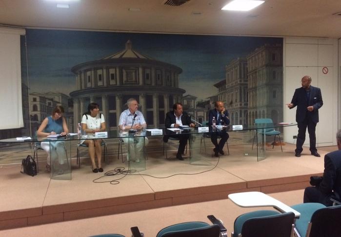 форуме Marche-Russia, организованном Торгово-промышленной палатой г. Пезаро Урбино