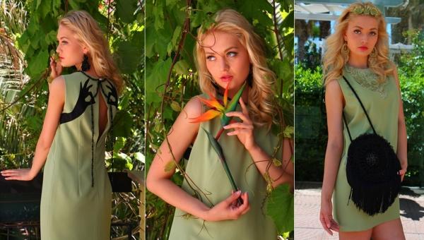 Победитель Международного Конкурса моды и дизайна дончанка Светлана Топалова