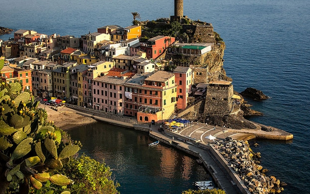 Лигурия названа самой опасной для туристов областью Италии