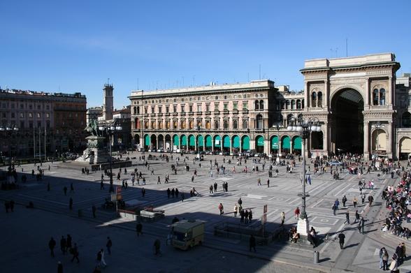 Композицию в стиле пиксель-арт планируют создать 10 октября на площади Дуомо