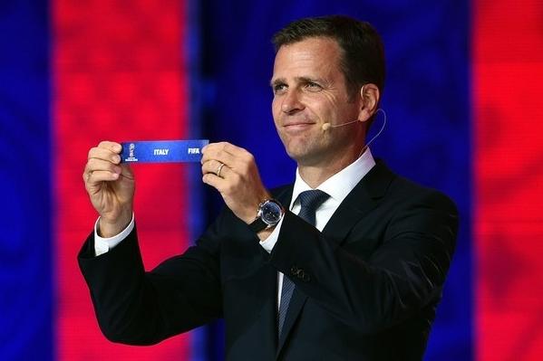 Чемпионат мира -2018. Италия попадает в «группу смерти»