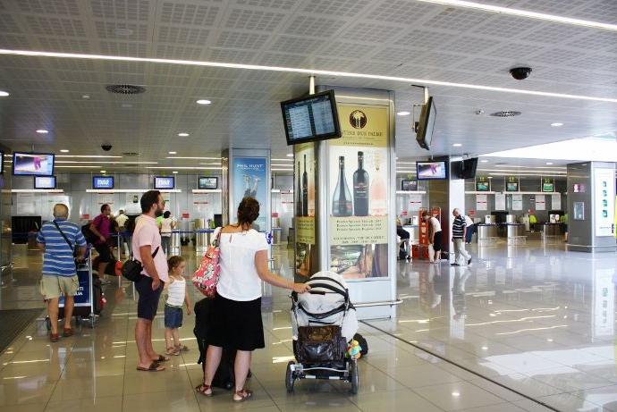 Итальянцы смогут летать на внутренних рейсах без удостоверения личности