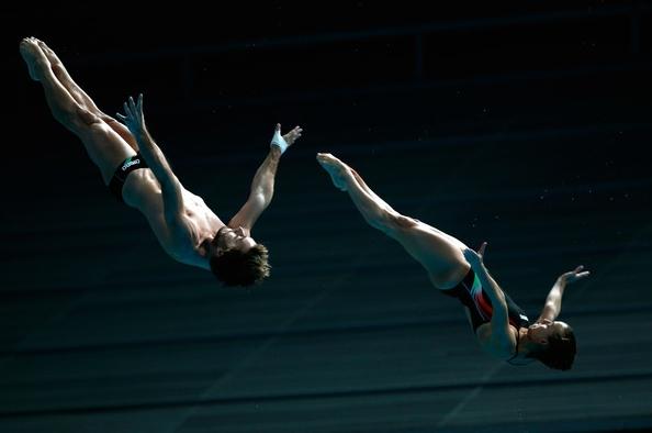 В миксте на 3-х метровом трамплине, в паре с 27-летним уроженцем Брессаноне Майколом ВЕРЦОТТО, Таня Каньото завоевала бронзовую медаль