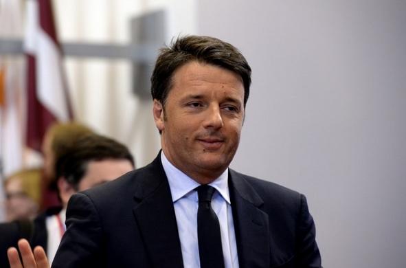Свою позицию по этому вопросу выразил в своем выступлении Маттео Ренци на конференции министров культуры