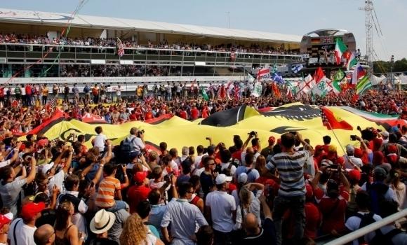 гонка Формулы-1, которая должна пройти в Монце, почти точно состоится