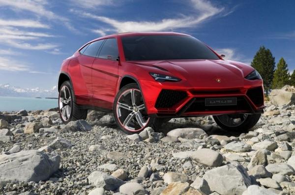 Супермощная версия Superveloce станет частью кроссовера Lamborghini Urus