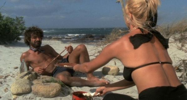 Сардиния, фильм - Отнесенные необыкновенной судьбой в лазурное море в августе