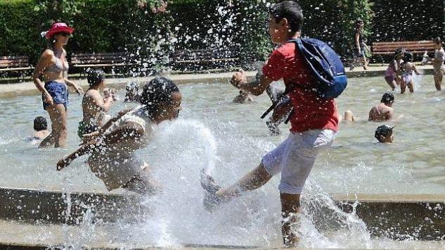 Падение температуры в минувшие выходные по всей Италии после почти месяца жары было просто передышкой
