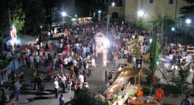 С 6 по 9 августа в Таурано - 21 первый раз подряд проведут фестиваль клецок