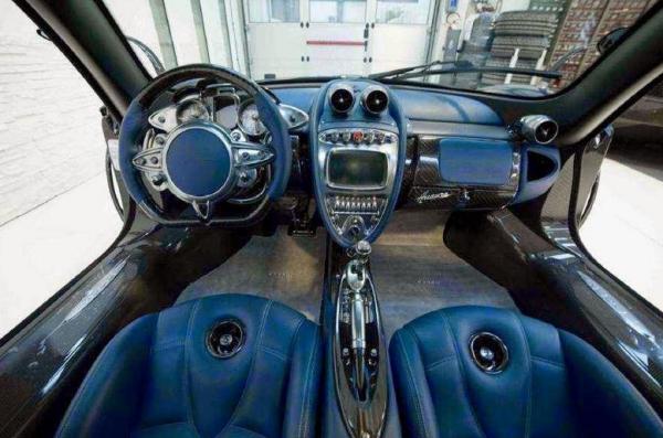 Продается уникальный суперкар PaganiHuayra 730S Edition (Фото)