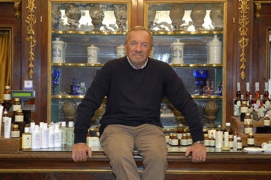 Аптеку еще в XIIIвеке открыли в центре Флоренции монахи-доминиканцы, выращивавшие в саду лекарственные растения и травы