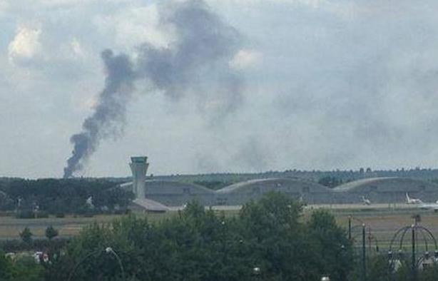 в Хэмпшире произошла авиакатастрофа частного самолёта, на котором члены семьи террориста Усамы бен Ладена