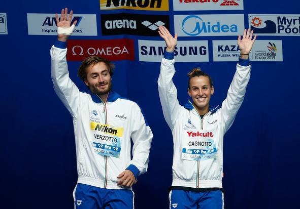 Таня Каньото завоевала бронзовую медаль