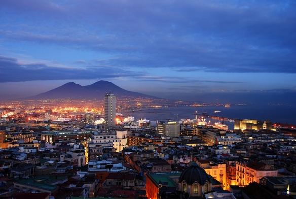 Неаполь считался самым дешевым городом среди основных итальянских туристических направлений