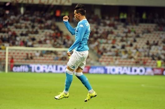 Хосе Мария Кальехон внес мяч в уже пустые ворота