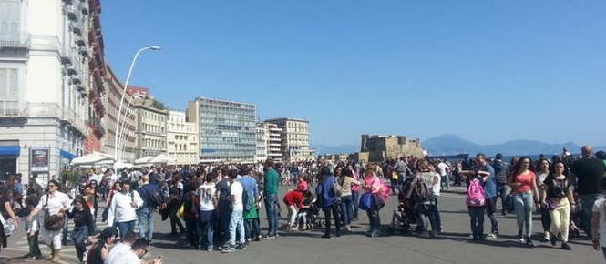 """Неаполь — Проект """"Курортный комплекс на набережной"""" так и остался только на бумаге"""
