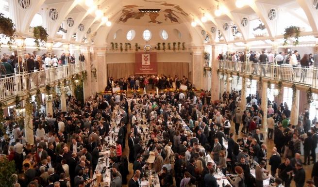 Вина большого крымского винзавода «Массандра» будут представлены на Международном винном фестивале в Мерано (Италия)