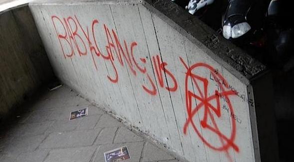 Городские власти имеют возможность подать иск против вандалов