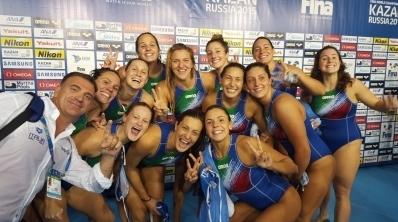 Огромный шаг вперед сделали итальянские представители водных видов спорта на мировом первенстве