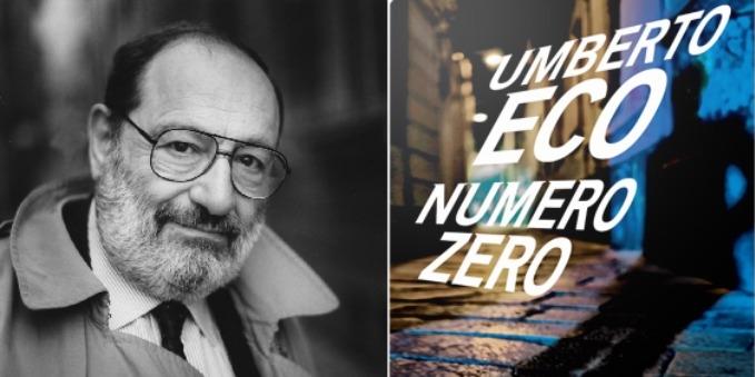 Свершилось! Вышел в свет долгожданный седьмой роман Умберто Эко «Номер ноль»