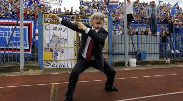 президента Массимо Ферреро