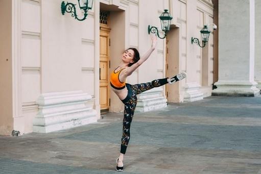 балерины Большого театра участвовали в проекте бренда Freddy