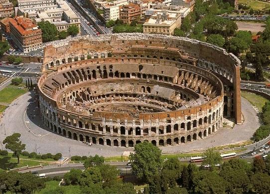 Восстановление Колизея пройдет в рамках масштабного проекта по восстановлению культурного наследия
