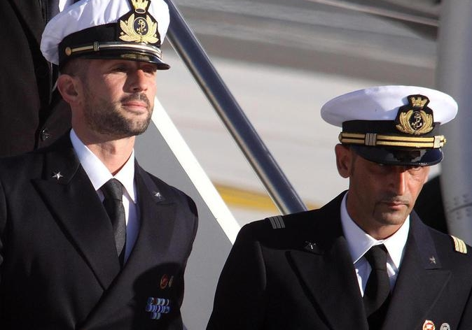 Италия рада решению Морского суда, которое касается дела о своих морских пехотинцев, которых обвинили в Индии