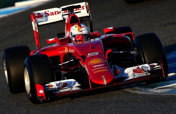 Италия. Формула 1 Gran Premio 2015