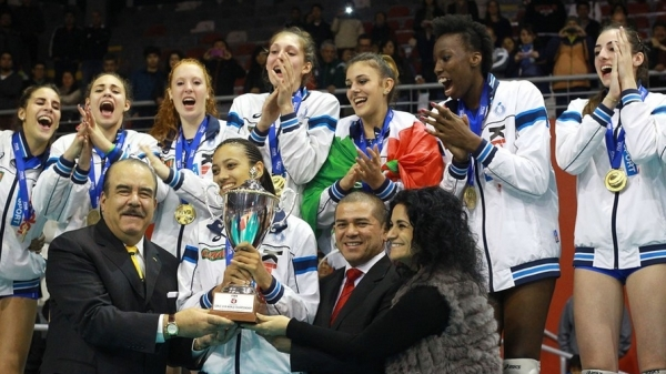 В Перу завершился чемпионат мира по волейболу среди девушек Under- 18