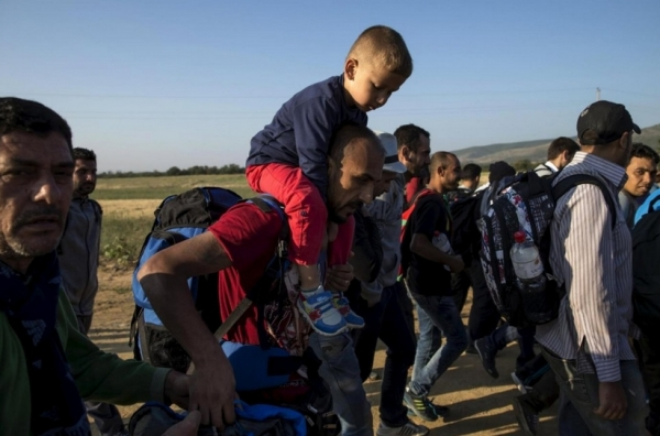 Мелисса Флемин: в Македонию будет прибывать до 3 000 мигрантов каждый день