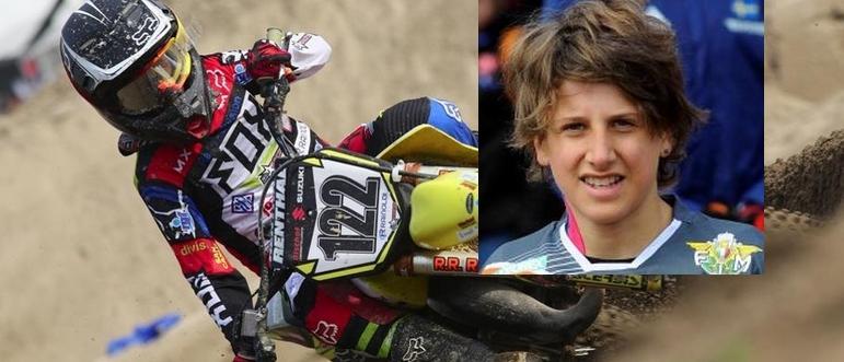 Gianluca Facchetti, надежда итальянского мотокросса, попал в серьёзную аварию