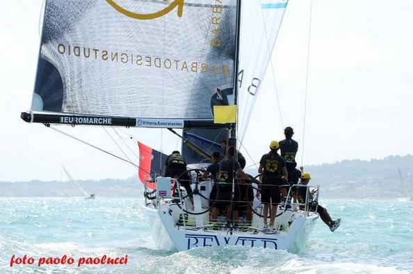 Civitanova (Marche) Чемпионат Италии по парусному спорту 25-29 agosto 2015